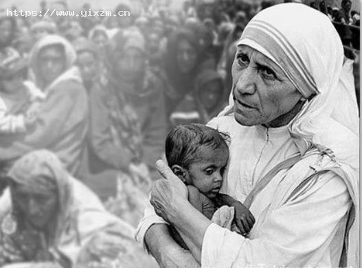 爱应该如生活和呼吸一样地自然。— 德勒萨修女